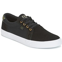 Shoes Men Low top trainers DC Shoes COUNCIL SD Black / KAKI
