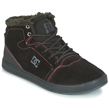 Shoes Children Hi top trainers DC Shoes CRISIS HIGH WNT Black / Red / White