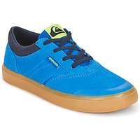 Shoes Children Hi top trainers Quiksilver BURC YOUTH B SHOE XBCB Blue / Brown