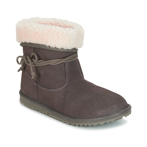 Shoes Women Mid boots Roxy PENNY J BOOT CHR Grey