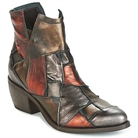 Shoes Women Mid boots Dkode JOELLE-MULTICOLORE-029 Multicoloured