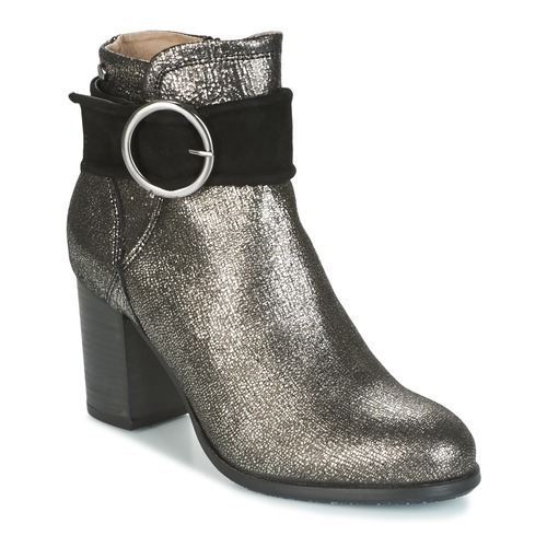 Shoes Women Ankle boots Dkode WILLA-BLACK-023 Black
