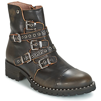 Shoes Women Mid boots Dkode UMBRIA-BLACK-001 Black