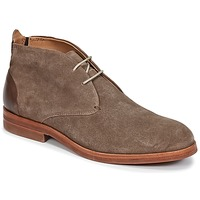 Shoes Men Mid boots Hudson MATTEO Taupe