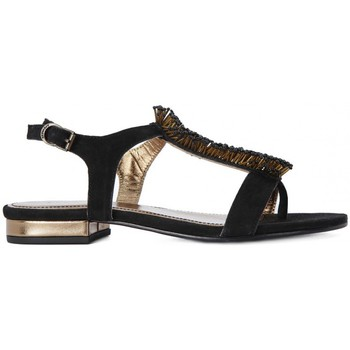 Shoes Women Sandals Apepazza CATERINA NERO Nero