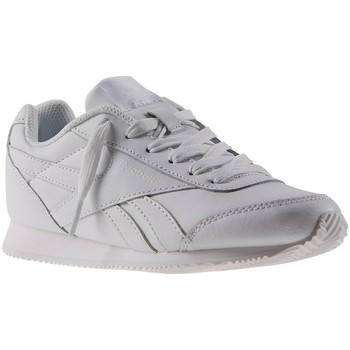 Shoes Children Low top trainers Reebok Sport Royal Cljog White White
