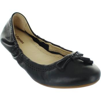 Shoes Women Flat shoes Hush puppies Lexa Heather Black