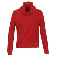 Clothing Women jumpers Billabong SHAGGY ESCAPE Red