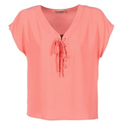 Clothing Women Tops / Blouses Betty London GREM Coral