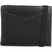 Bags Men Wallets Abbacino WALLET TIRANT SIN MONEDERO BLACK