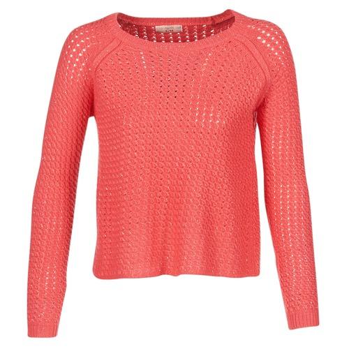 Clothing Women jumpers Moony Mood GAROL Coral