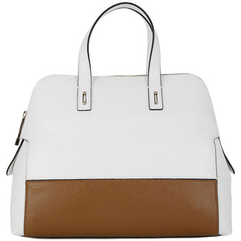 Bags Women Bag Coccinelle SAFFIANO WHITE Multicolore