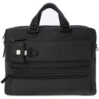Bags Men Bag Piquadro CARTELLA PORT COMPUTER Nero