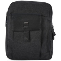 Bags Men Bag Piquadro BORSELLO ESPANDIBILE Nero