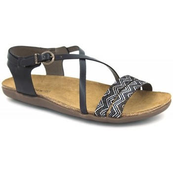 Shoes Women Sandals Kickers Atomium 281598-50 black