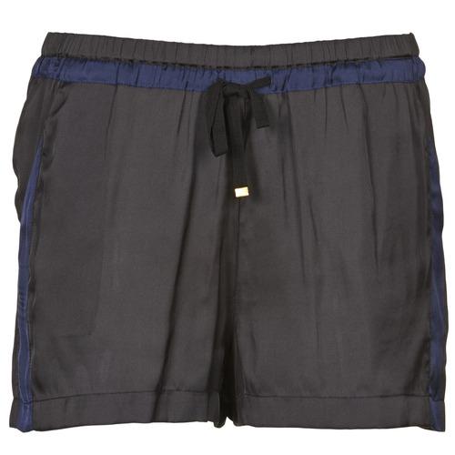 Clothing Women Shorts / Bermudas Naf Naf KAOLOU Black