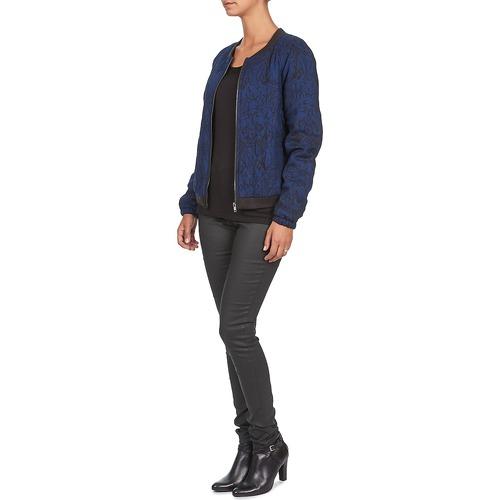 2020 Newest Naf Naf LORRICE Blue 572969 Women's Clothing
