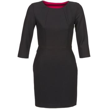Clothing Women Short Dresses Naf Naf EPARCIE Black