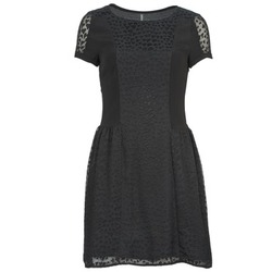 Clothing Women Short Dresses Naf Naf KEUR Black
