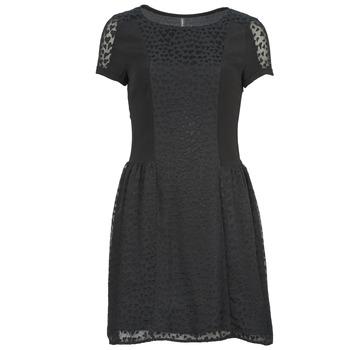 Clothing Women Short Dresses Naf Naf KEUR Black