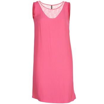 Clothing Women Short Dresses Naf Naf LYSHOW Pink