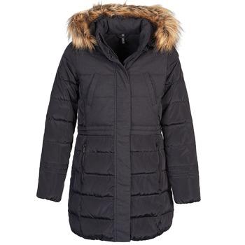 Clothing Women Duffel coats Naf Naf BEY Black
