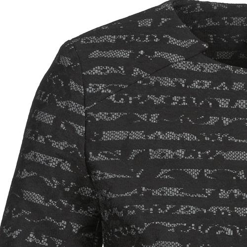2020 Newest Naf Naf LYMINIE Grey / Black 573109 Women's Clothing