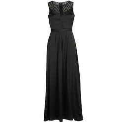 Clothing Women Long Dresses Naf Naf LYKATE Black
