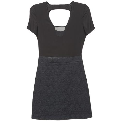 Clothing Women Short Dresses Naf Naf EKLATI Black