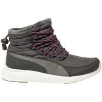Shoes Women Hi top trainers Puma ST Winter Boot Wmns Grey-White