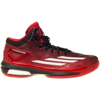 Shoes Men Basketball shoes adidas Originals Crazylight Boost Black-Red