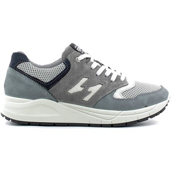 Shoes Men Walking shoes Igi&co 7715 Sneakers Man Grey Grey
