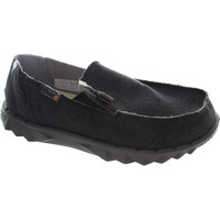 Shoes Men Loafers Hey Dude Farty Classic Jet Black
