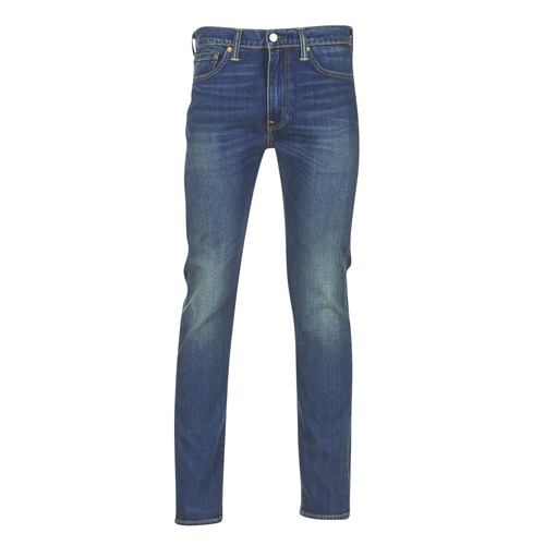 Clothing Men Skinny jeans Levi's 510 SKINNY FIT Madison /  square