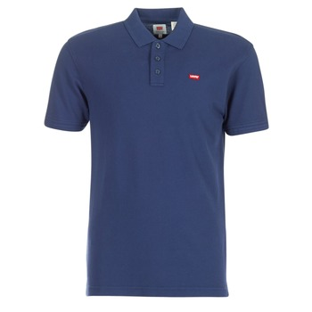 Clothing Men short-sleeved polo shirts Levi's HOUSEMARK Marine