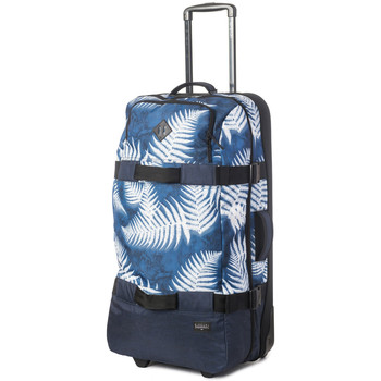 Rip Curl  Blue Large Suitcase Global Sun Gypsy  mens Travel Luggage in blue