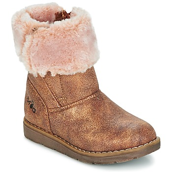 Shoes Girl Mid boots Mod'8 ALTECIA GOLD