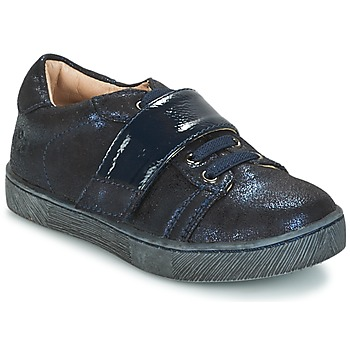 Shoes Girl Low top trainers Mod'8 BENE Marine