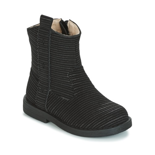 Shoes Girl High boots Mod'8 ZOULIA Black