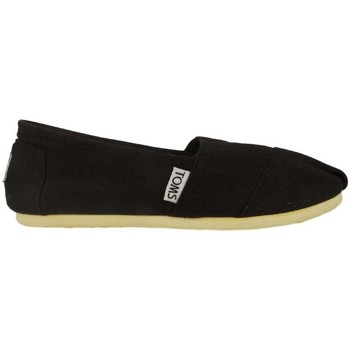 Shoes Women Espadrilles Toms W. original classic black