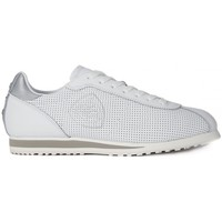 Shoes Men Low top trainers Blauer BOWLING PERF WHITE Bianco