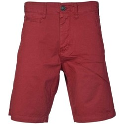 Clothing Men Shorts / Bermudas Armani jeans C6S08NZ_7sburgundy red