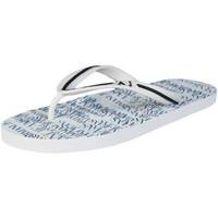 Shoes Men Flip flops Armani A656138_10white white
