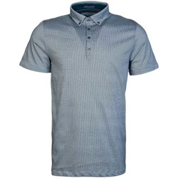 Clothing Men short-sleeved polo shirts Ted Baker Polo T-Shirt TA6M/GB24/ANGELO 10 blue