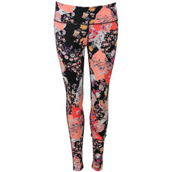 Clothing Women leggings Seafolly Black Leggings 7/8 Ocean Rose BLACK