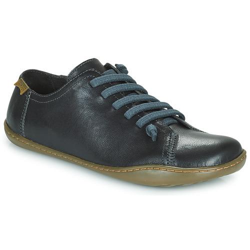 Shoes Women Derby Shoes Camper PEU CAMI Black