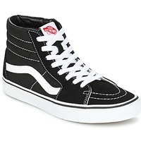 Shoes Hi top trainers Vans SK8-HI Black / White