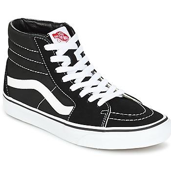 Trainers Vans SK8-HI Black / White 350x350