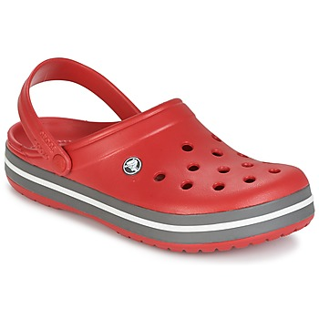 Shoes Clogs Crocs CROCBAND Red