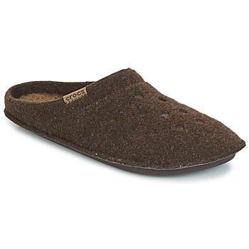 Shoes Slippers Crocs CLASSIC SLIPPER Brown